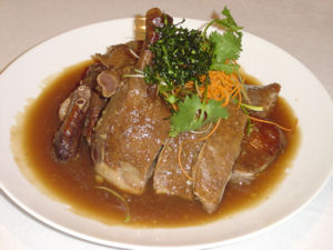 Five Soy Braised Duck
